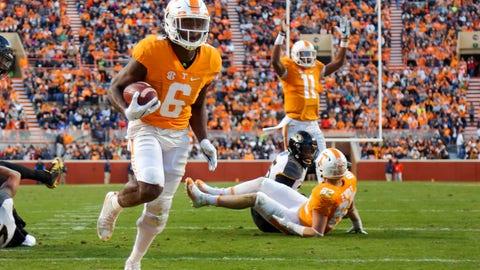 Alvin Kamara, Tennessee