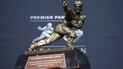 7. Heisman Trophy