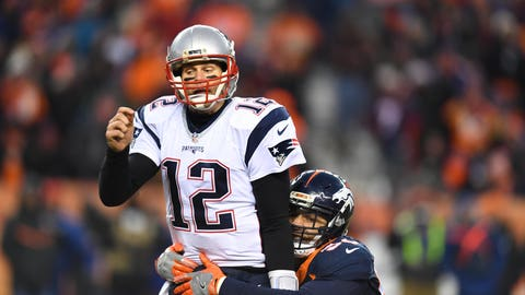 The Patriots will not repeat