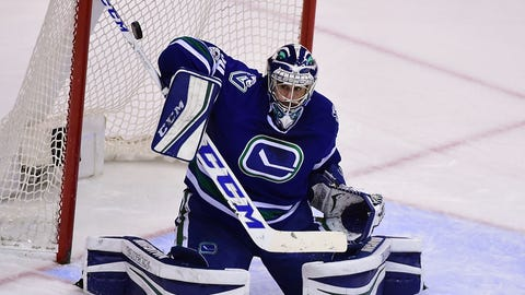 Ryan Miller, G, Canucks
