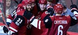 The Arizona Coyotes want their fans to stop doing the wave
