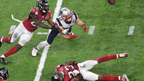 Julian Edelman, WR, New England Patriots