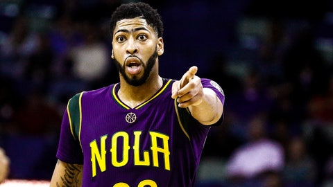 T-15. Anthony Davis, New Orleans pelicans: $22,116,750