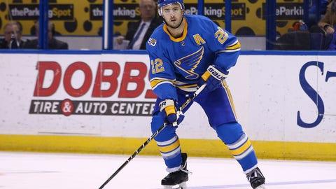Kevin Shattenkirk, D, Blues
