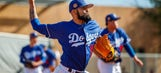 Sergio Romo finds himself at home in Dodgers blue