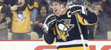 Sidney Crosby joins the 1,000-point club with assist against Jets