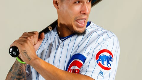 Javier Baez: Too turnt for this