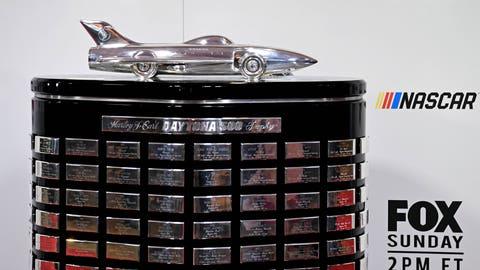 10. Harley J. Earl Trophy (Daytona 500)