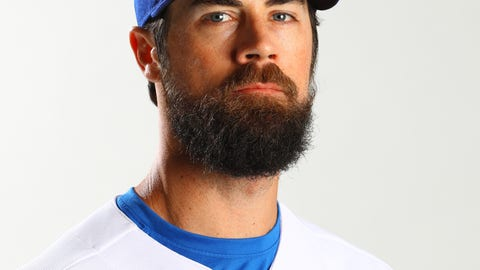 Cole Hamels knows it was you