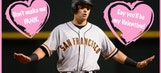 10 MLB Valentines that hit it out of the park