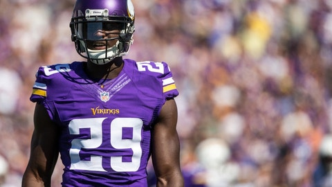 Cornerback: Xavier Rhodes, Vikings ($1.9 million)