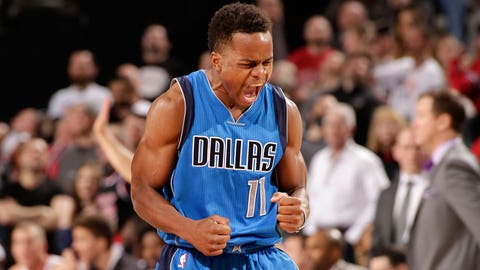 Dallas Mavericks: Yogi Ferrell continuing to shine as the Mavs claim the No. 1 pick
