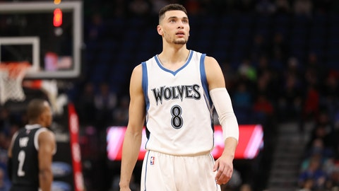 Zach LaVine (↑ UP)