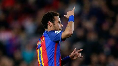 Neymar — Manchester United