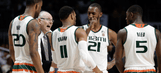 Larranaga says the Hurricanes are planning on a late-season comeback