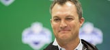 John Lynch says one quarterback 'blew the doors off' his Combine interview with 49ers