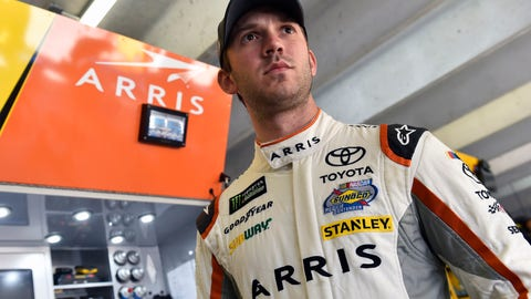 Won't win: Daniel Suarez
