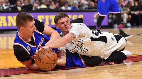 Miami Heat: 3/31, vs. New York Knicks