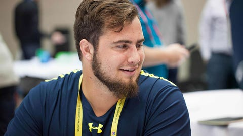 Sean Harlow, OT, Oregon State