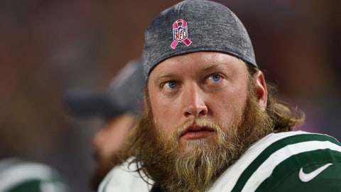 Nick Mangold, C: Saints