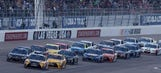 Starting lineup for Sunday's Kobalt 400 at Las Vegas Motor Speedway