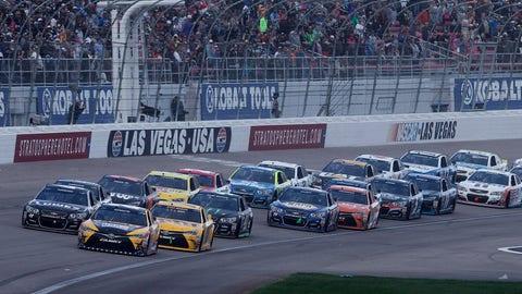 Monster Energy NASCAR Cup Series - Las Vegas