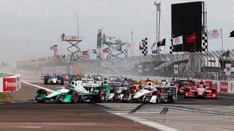 IndyCar Series - St. Petersburg