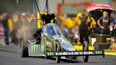NHRA Final Eliminations - Gainesville