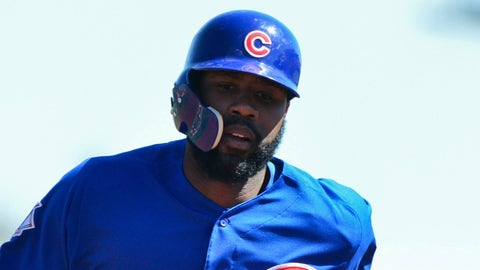 Jason Heyward's hitting woes