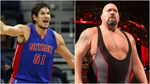 Boban Marjanovic — The Big Show