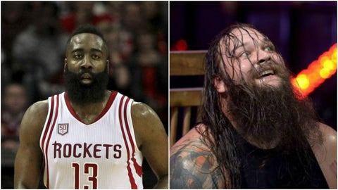 James Harden — Bray Wyatt
