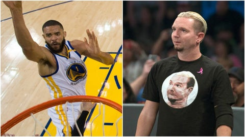 JaVale McGee — James Ellsworth