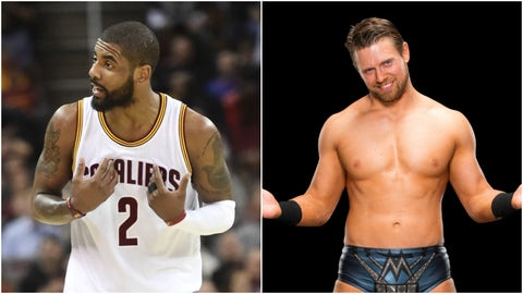 Kyrie Irving — The Miz