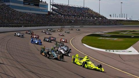 Iowa Corn 300 - Iowa Speedway