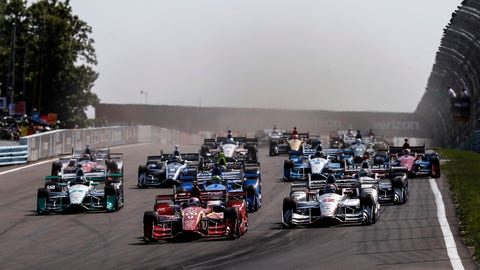 INDYCAR Grand Prix at The Glen - Watkins Glen International