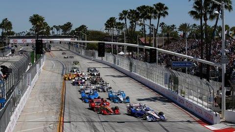 Toyota Grand Prix of Long Beach - Streets of Long Beach