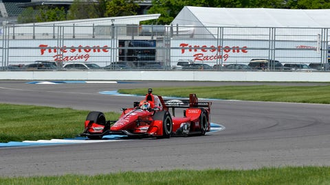 IndyCar Grand Prix - Indianapolis Motor Speedway