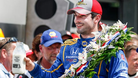 101st running of the Indianapolis 500 - Indianapolis Motor Speedway