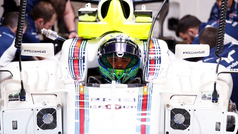Despite being fastest on Tuesday, Felipe Massa has played down the potential of Williams in 2017. (Photo: Glenn Dunbar/LAT Images)