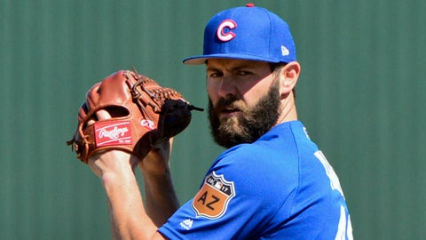 Jake Arrieta will not be a top-20 fantasy starter.