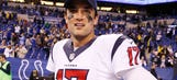 Browns reportedly trade for Brock Osweiler