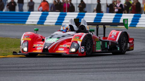 2. No. 38 Performance Tech Motorsports ORECA FLM09 - PC
