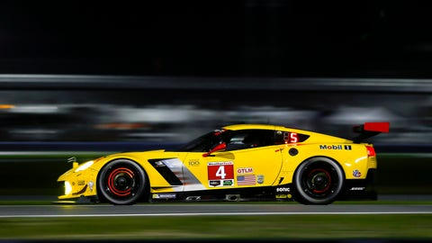 3. No. 4 Corvette Racing Corvette C7.R - GTLM