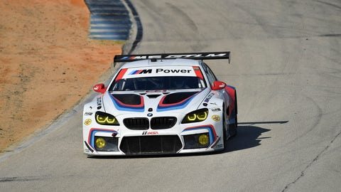 8. No. 24 BMW Team RLL BMW M6 GTLM - GTLM