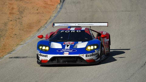 1. No. 67 Ford Chip Ganassi Racing Ford GT - GTLM