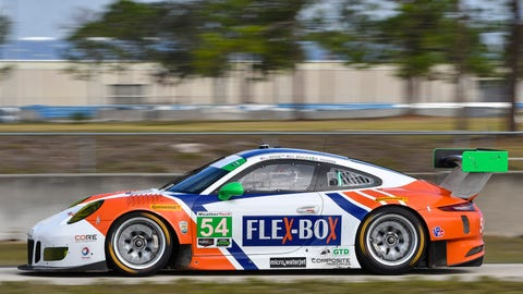 19. No. 54 CORE autosport Porsche 911 GT3 R - GTD