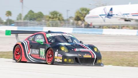 13. No. 73 Park Place Motorsports Porsche 911 GT3 R - GTD