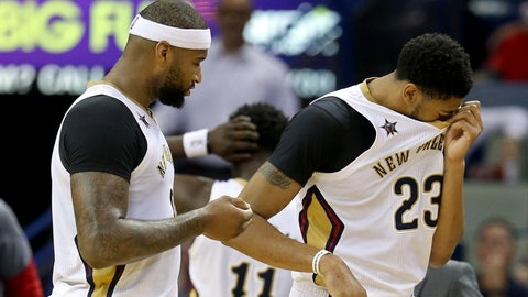 New Orleans Pelicans: Seeing if DeMarcus Cousins makes any sense on this roster