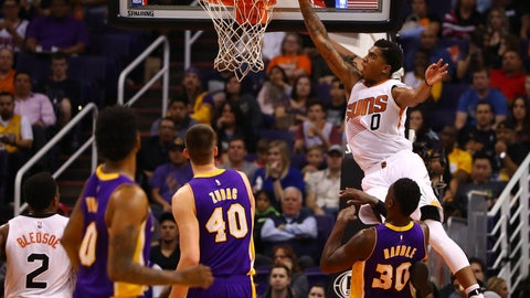 Phoenix Suns: Ruining the Lakers' future