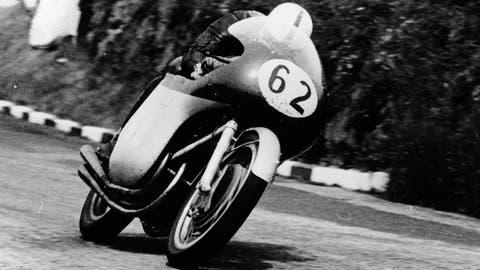 Motorcycle racing career